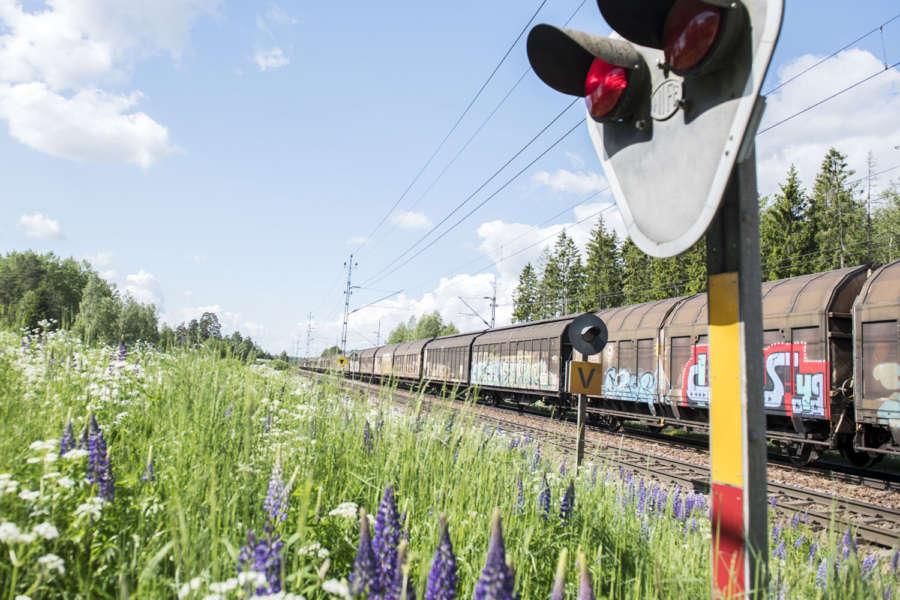 Essinge-rail-miljö